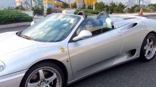 Blogphoto Ferrari360modena