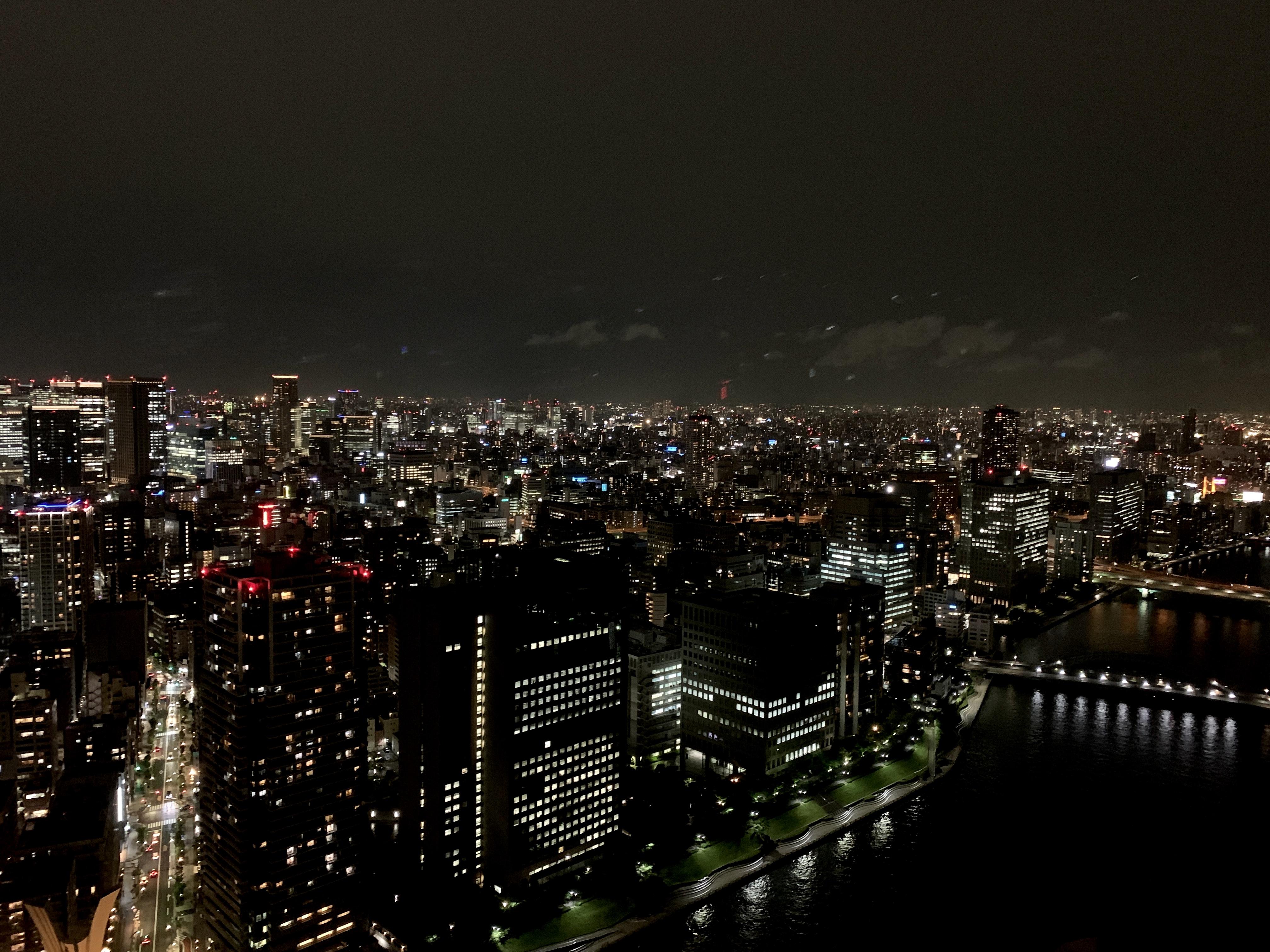 タワーマンションの素敵な風景🌃
