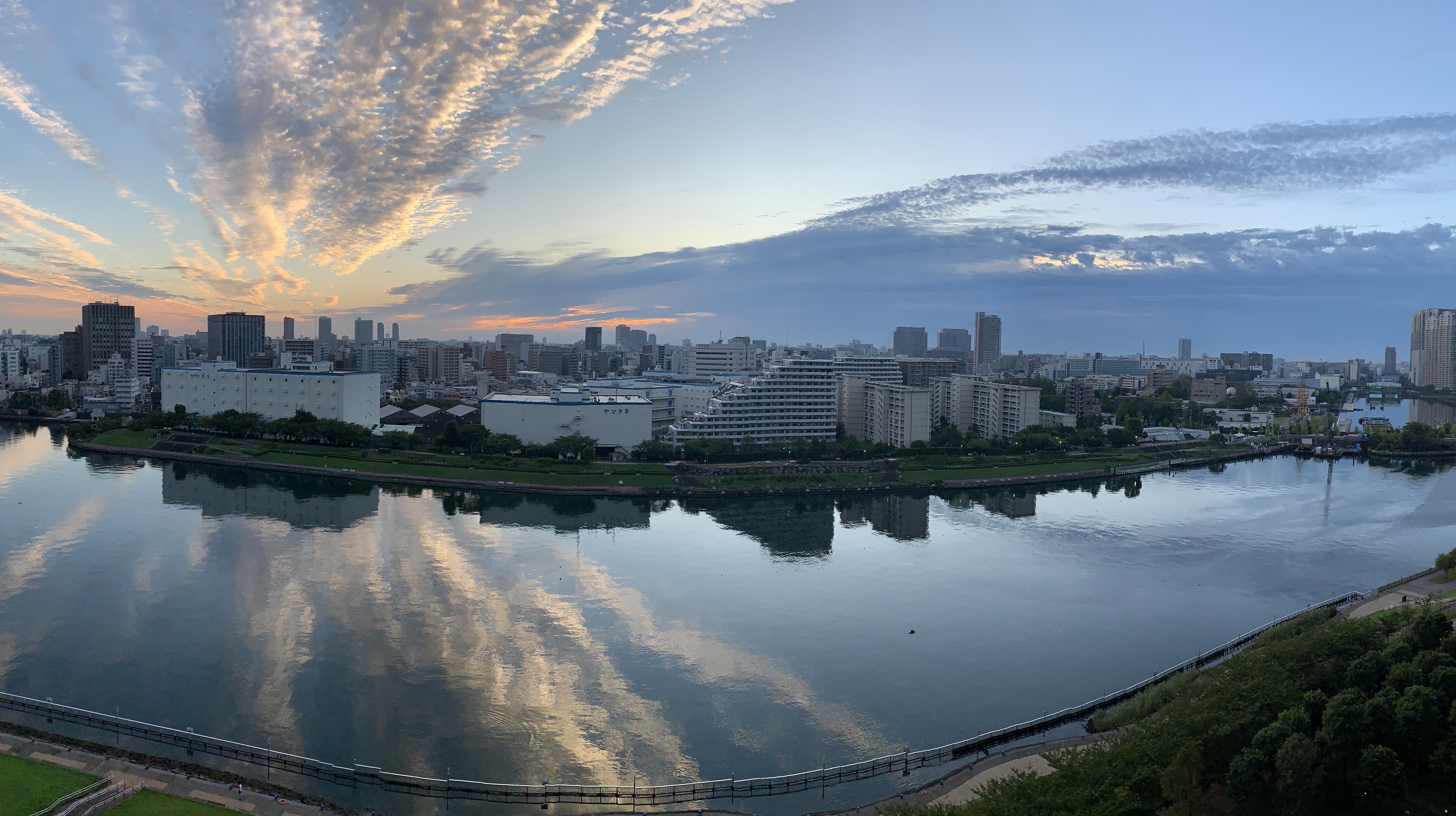 芸術的な秋の雲「最高のもの」🍁