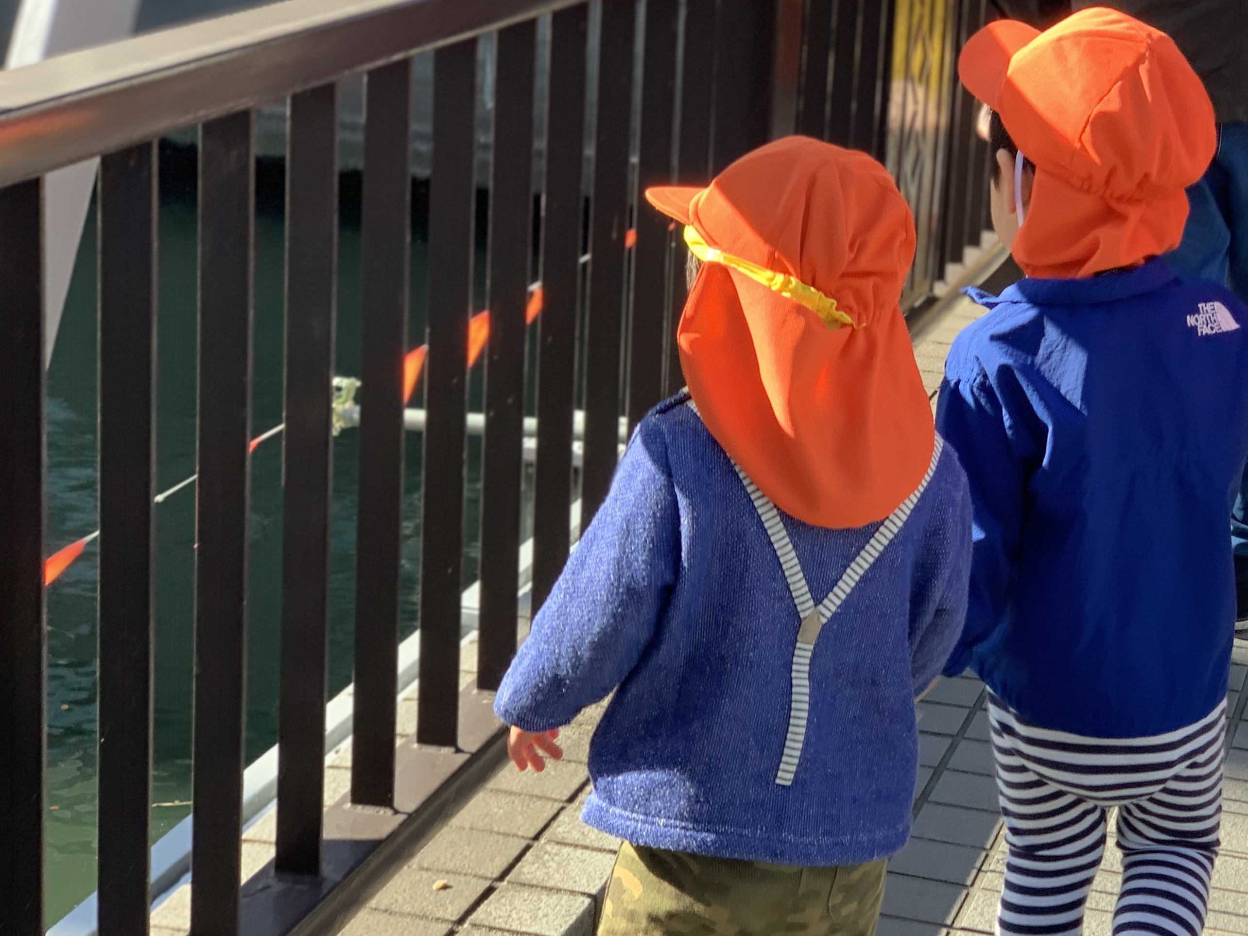 太陽の子供達・オレンジ組さん