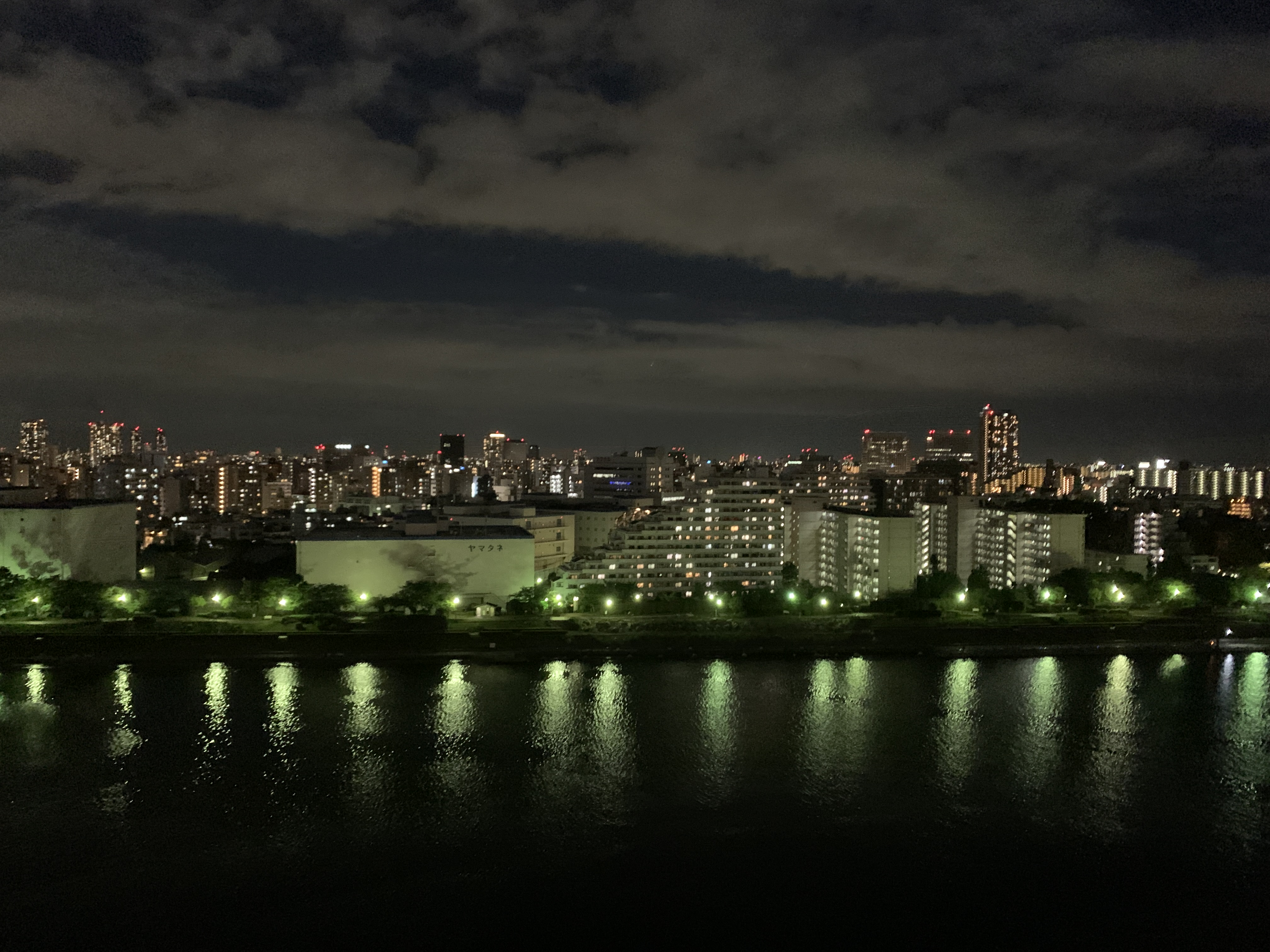 双子座新月の夕暮れ🌙