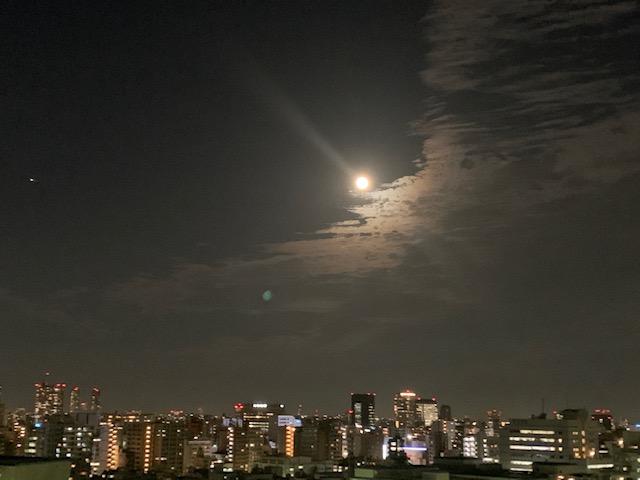パワフルな双子座満月