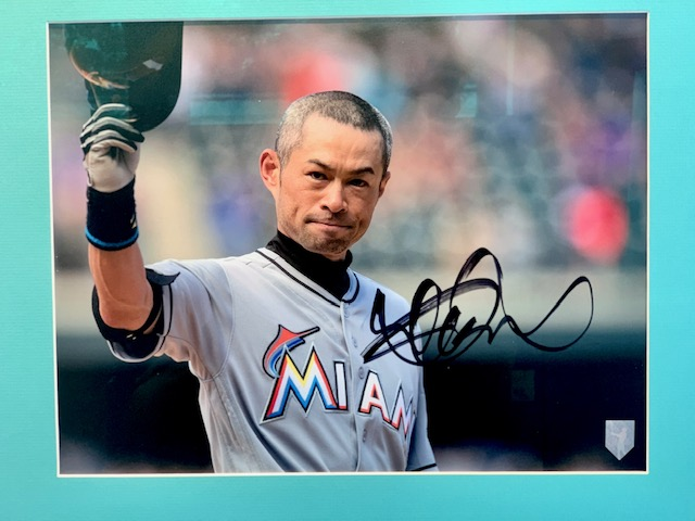 Ichiro World Wing